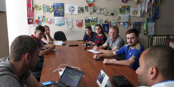 Комітет арбітрів ХОФФ продовжує серію семінарів для молодих арбітрів