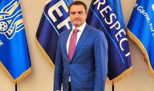 Андрій Павелко обраний президентом громадської спілки Федерація футболу України