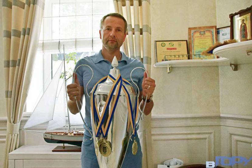 Игорь Колыхаев: «Футзал — это постоянный драйв и для игроков, и для зрителей»