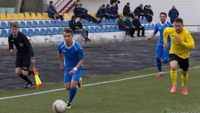 Энергия разгромила вторую команду МФК Николаев