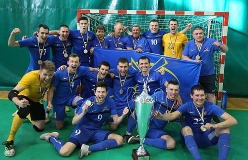Кубок УЕФА: чемпион Украины Продэксим в основном раунде едет в Сербию