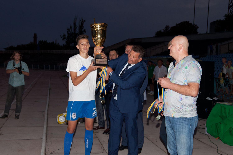 У Херсоні завершився Всеукраїнський турнір «Крим – це Україна»