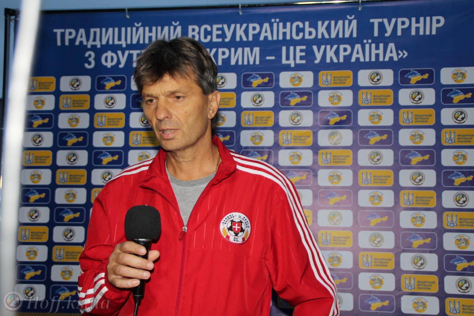 Руслан Ганя – тренер BRW BIK. Післяматчевий коментар