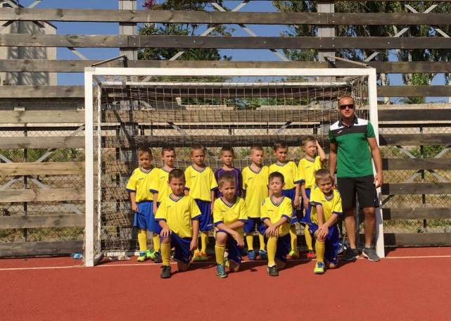 16-17 сентября в Херсоне состоялся Открытый чемпионат по футболу среди детей 2009 года рождения.