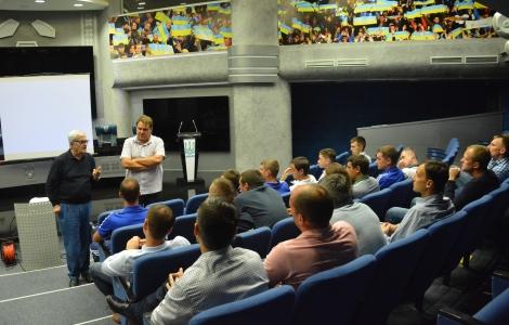 Семінар та тест ФІФА для арбітрів Прем'єр-ліги