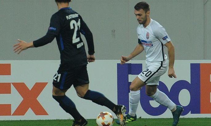 Караваєв: Я пишаюся командою