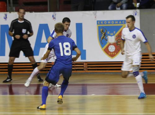 Кубок УЕФА: МФК «Продэксим» одержал победу над Никарс и проходит в элитный раунд!