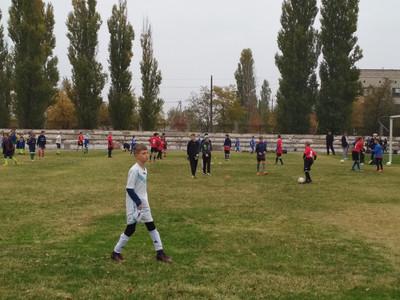 Чемпіонат Херсонської області серед юнаків 2006-2007 рр.н. Група 1. 9-10 тур