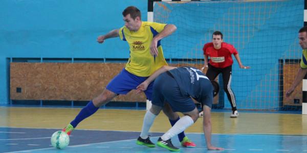 Состоялись матчи пятого тура открытого чемпионата Херсонской областной ассоциации футзала