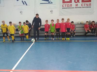Чемпіонат з футзалу м. Гола Пристань асоціації футзалу Херсонської області серед команд юнаків 2009/2010 років народження