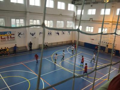 Відбулись ігри четвертого туру відкритого чемпіонату м.Гола Пристань з футзалу асоціації футзалу Херсонської області серед команд юнаків 2005/2006 років народження (U-13).