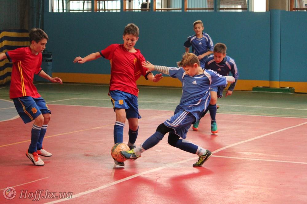 І етап Чемпіонату Херсонської області з футзалу серед команд юнаків 2003-2004 р.н. (U-14) сезону 2017-2018 рр.