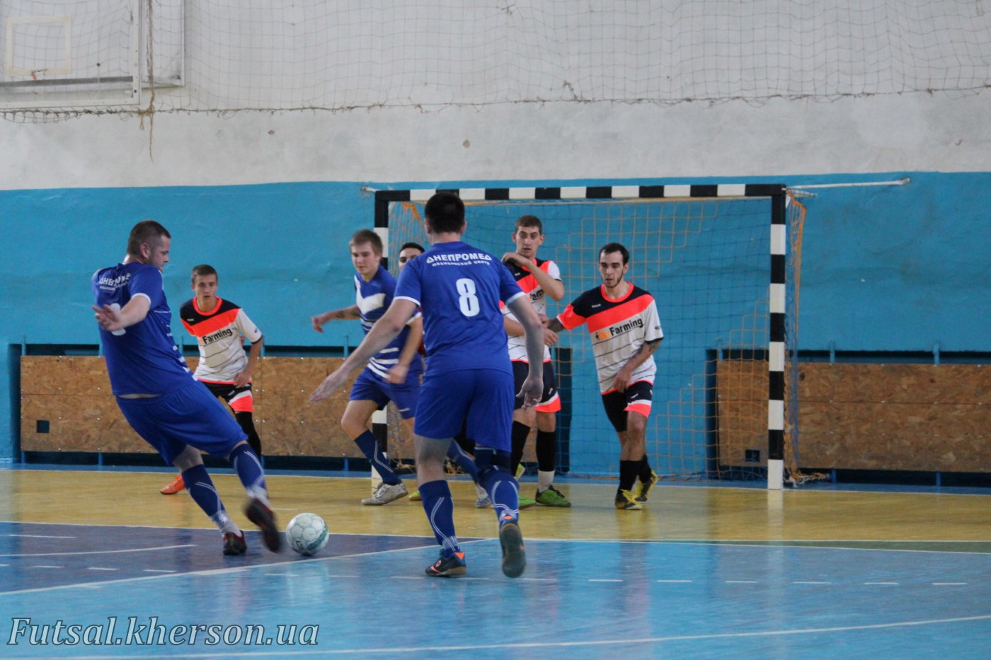 16-17 декабря состоялись матчи очередного тура открытого чемпионата АФХО.
