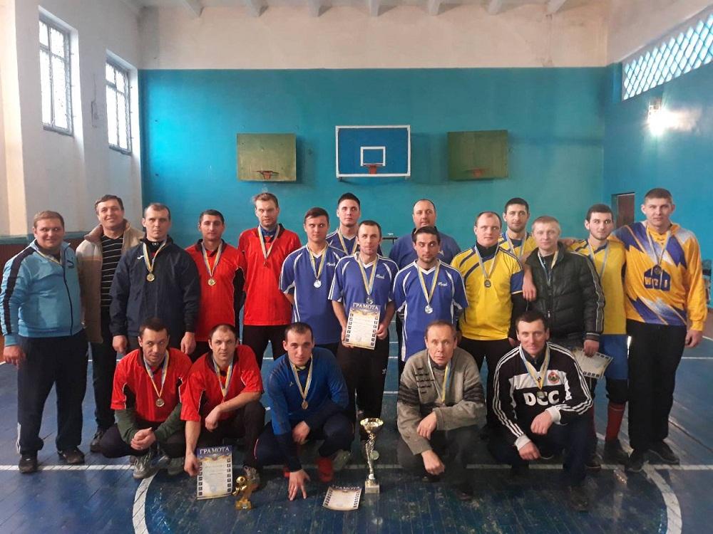 Турнір з футзалу пам'яті Б. Іванюка в Нижніх Сірогозах.