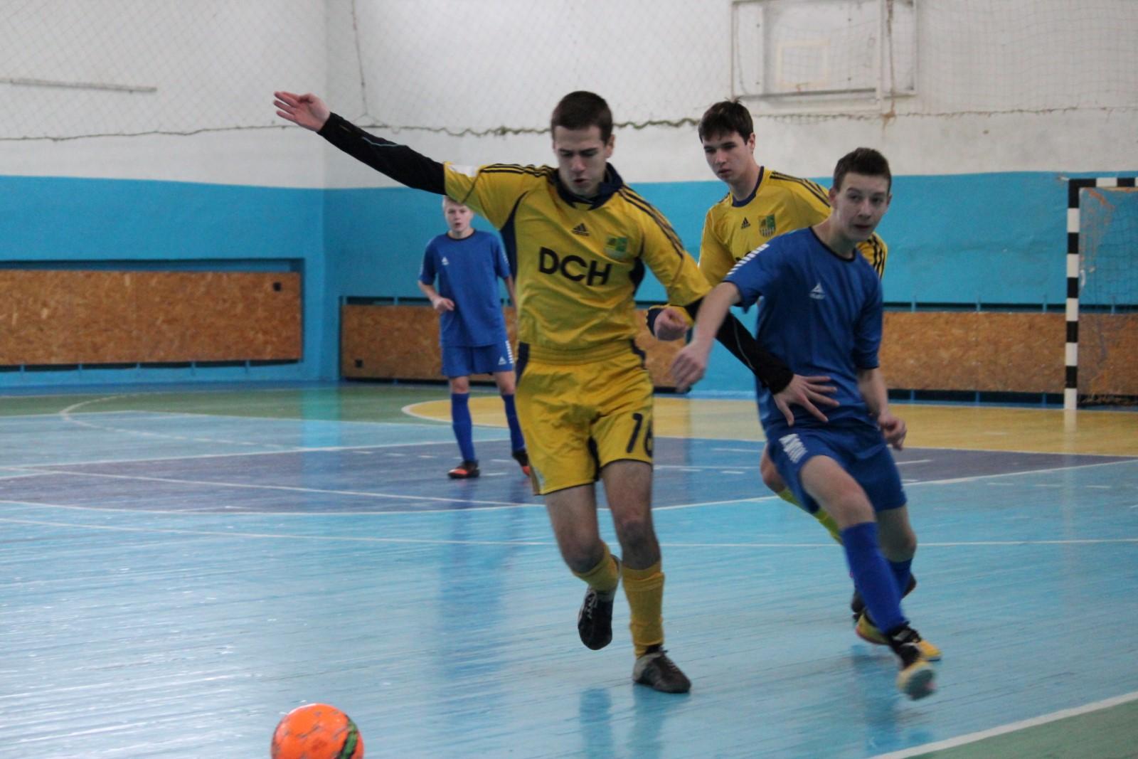 Кубок Украины по футзалу U-17 2018 года. День второй