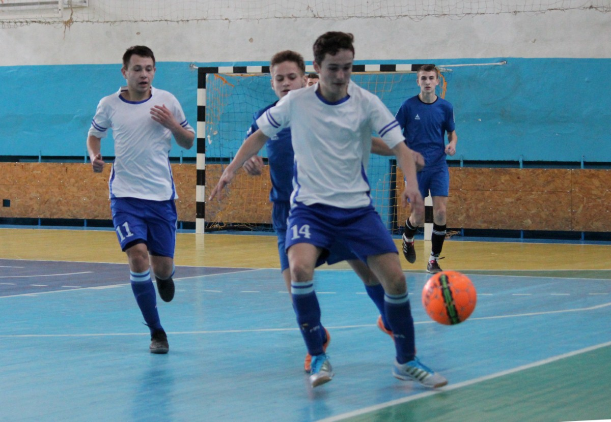 Кубок Украины по футзалу U-17 2018 года. ФИНАЛ