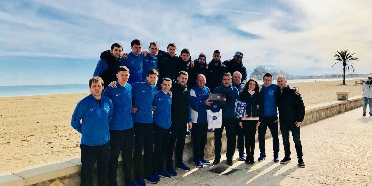 Херсонский «Продэксим» завершил тренировочный сбор в Испании