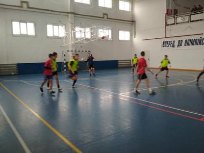 9 літні ігри Херсонщини з футзалу