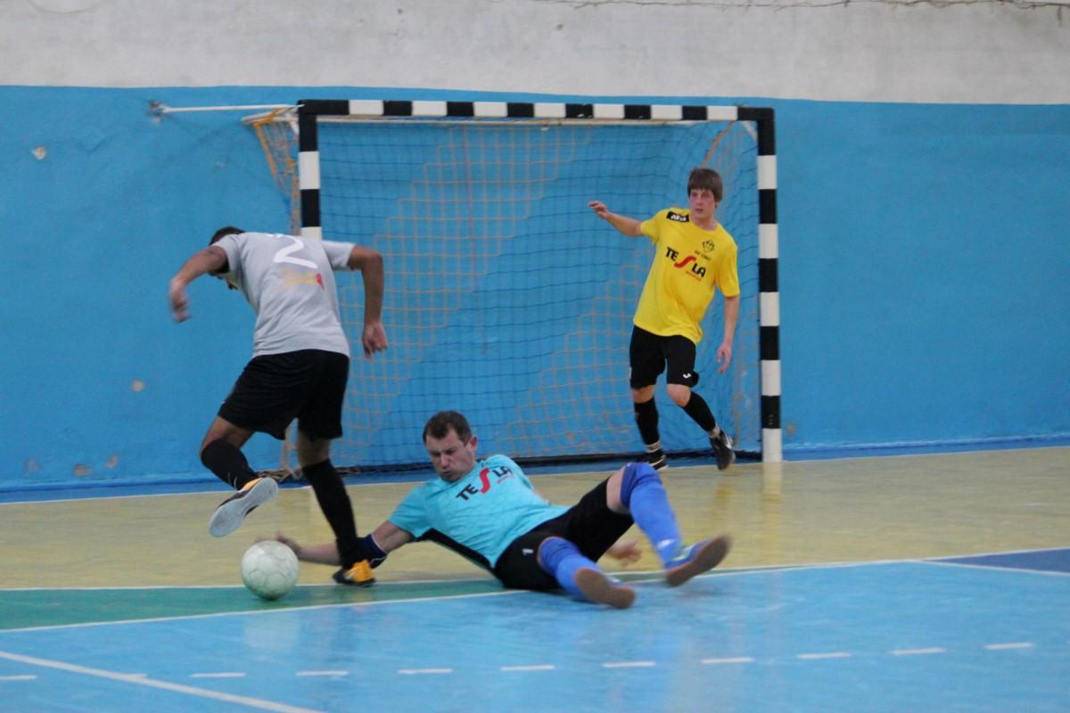 3-4 февраля состоялись очередные матчи Открытого чемпионата АФХО