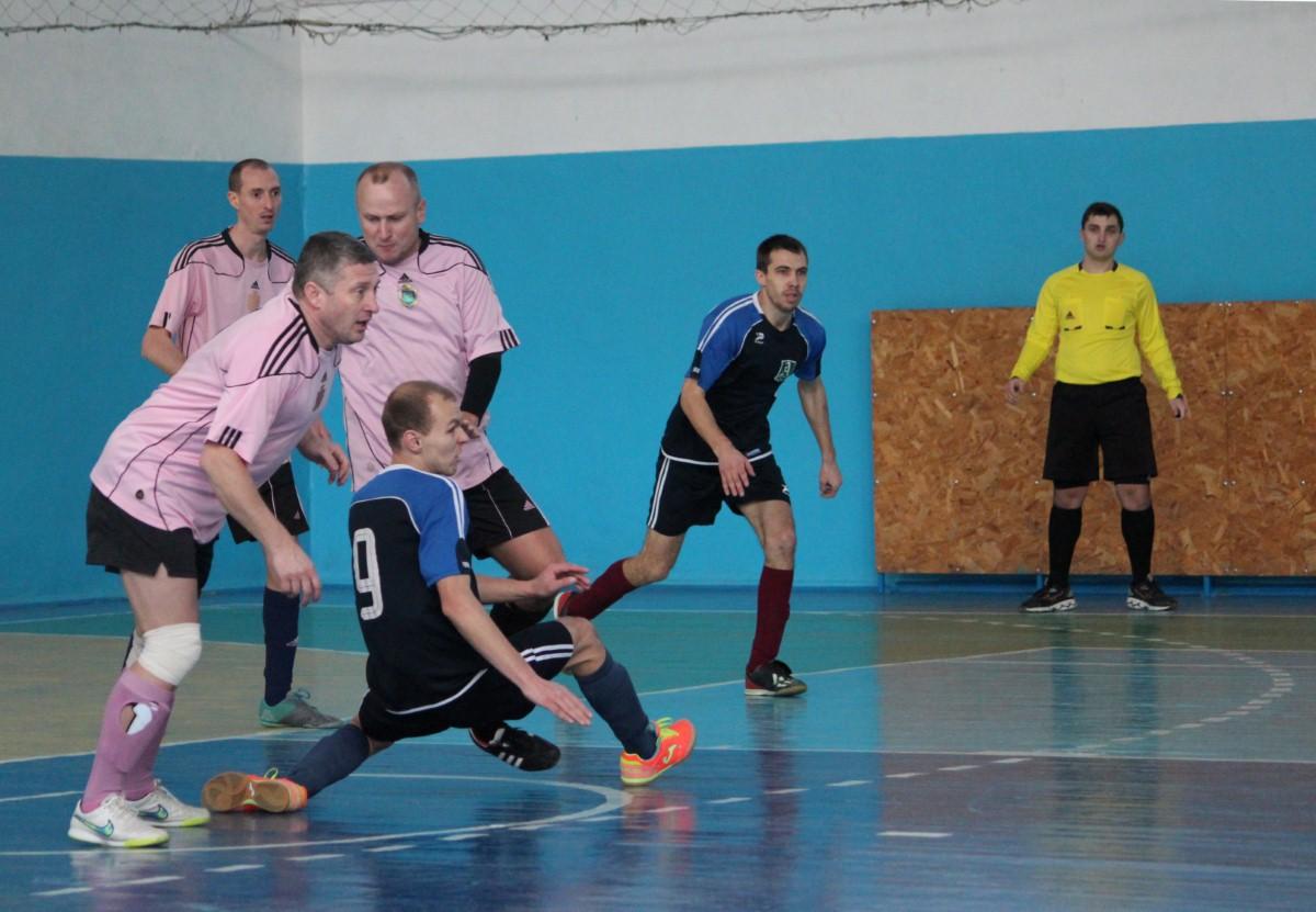 Открытый чемпионат Ассоциации футзала Херсонской области. Матчи 17-18 февраля