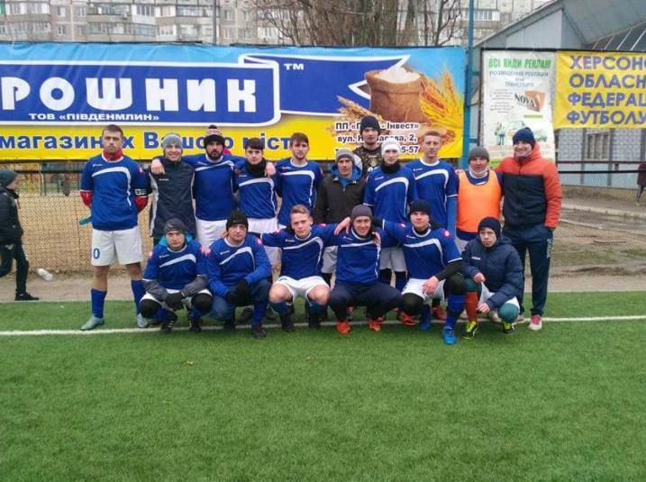 Кубок відкриття футбольного сезону Білозерського району