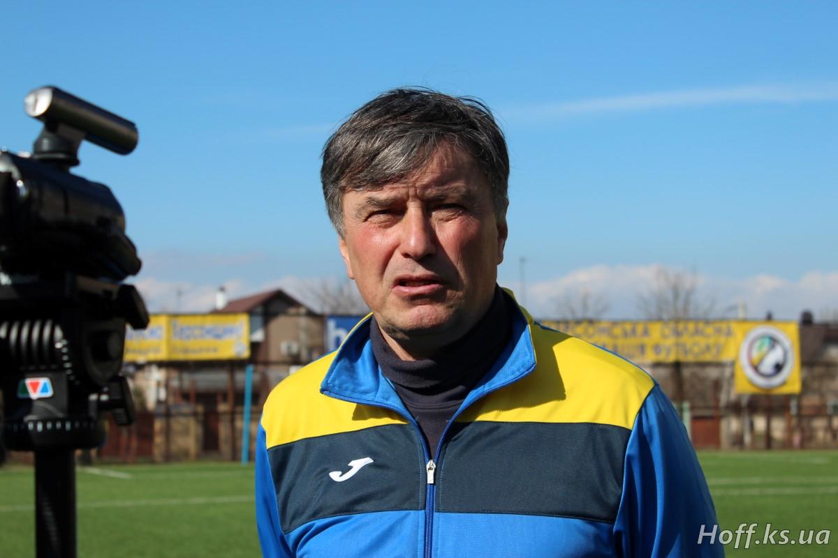 Олег ФЕДОРЧУК: «Если будет Гармаш, то не будет Шапаренко»