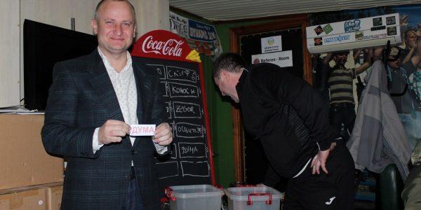 Состоялась жеребьевка 1/2 финала Кубка Продэксима