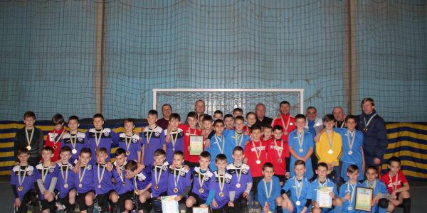 Чемпіонат Херсонської області серед юнаків 2006-2007 рр.н. U-12 2017-2018. Фінальний етап
