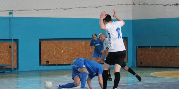 Чемпіонат Херсонської області з футзалу серед аматорських команд 2018 року. ІІ етап