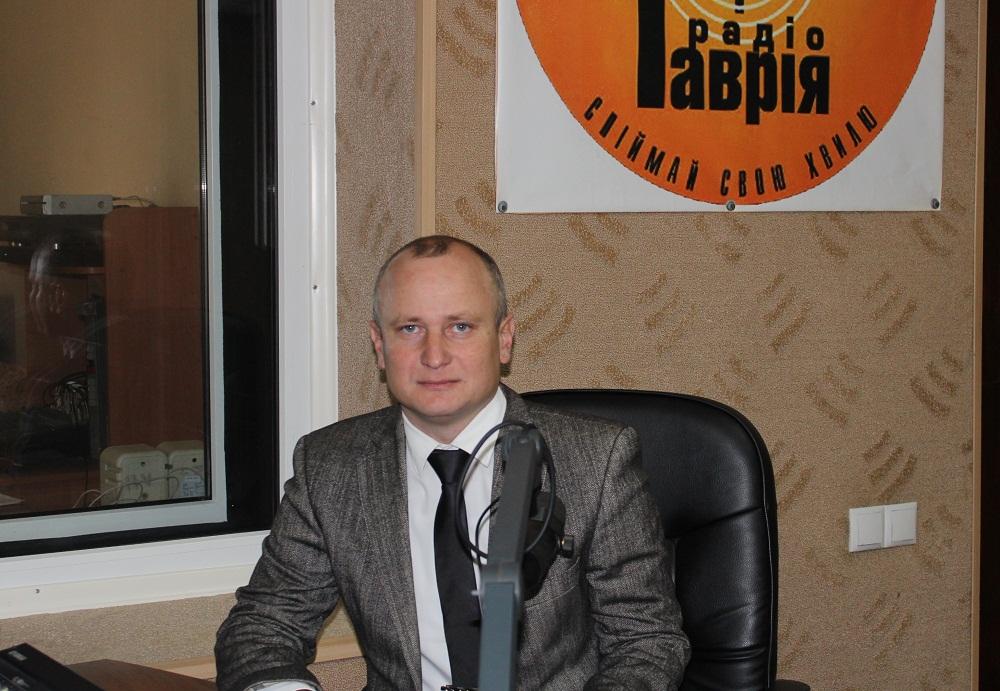Інтерв'ю виконавчого директора ХОФФ Олексія Кручера на Радіо Таврія