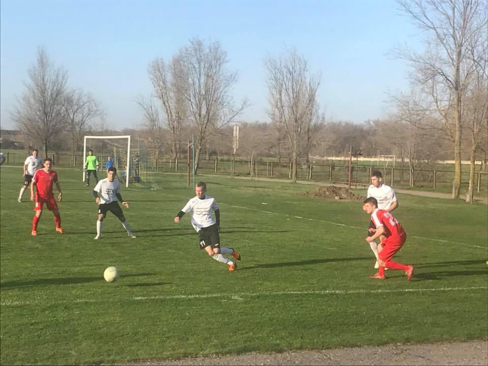СК «Каховка» у півфіналі Кубка області з футболу 2018