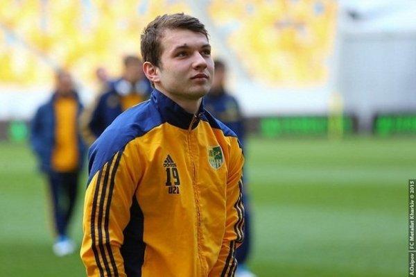 Футбол. Уроженец Херсонщины Богдан Бойчук вернулся в Молдову