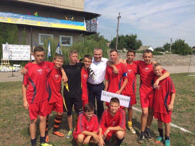 Стартует Кубок Андрея Путилова по футболу