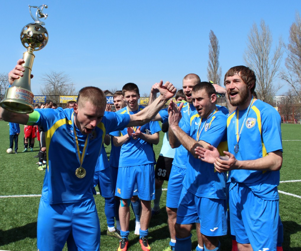 «Дружба» Новомиколаївка  – Володар Суперкубку Херсонської області 2018 року