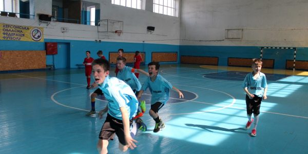 ІІІ (регіональний) етап «Шкільної футзальної ліги України» 2018 року