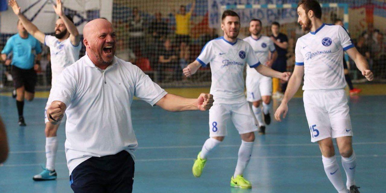 «Продэксим» выиграл первый матч у «Энергии» и повел в финальной серии плей-офф