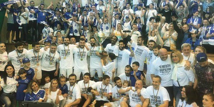 «Продэксим» – двукратный чемпион Украины!