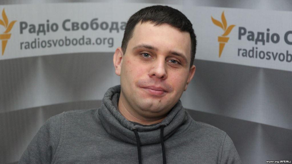 Олег Комуняр: «На матче финала Лиги чемпионов видел флаг Алушты»