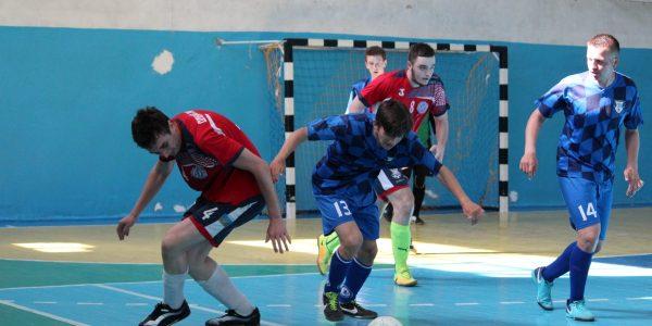 Открытый чемпионат АФХО. Матчи 5-6 мая