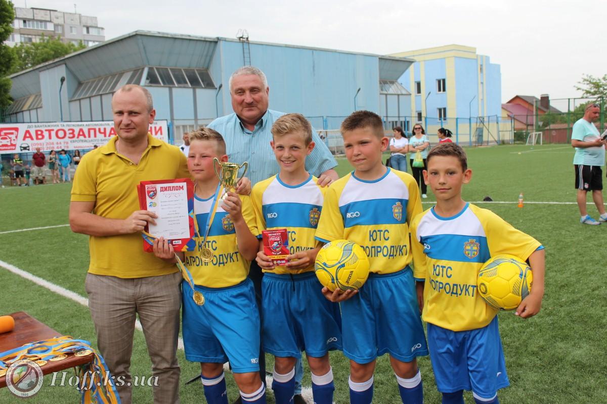 Фінальні обласні змагання «Шкіряний м'яч» у вікових групах U-11 та U-13