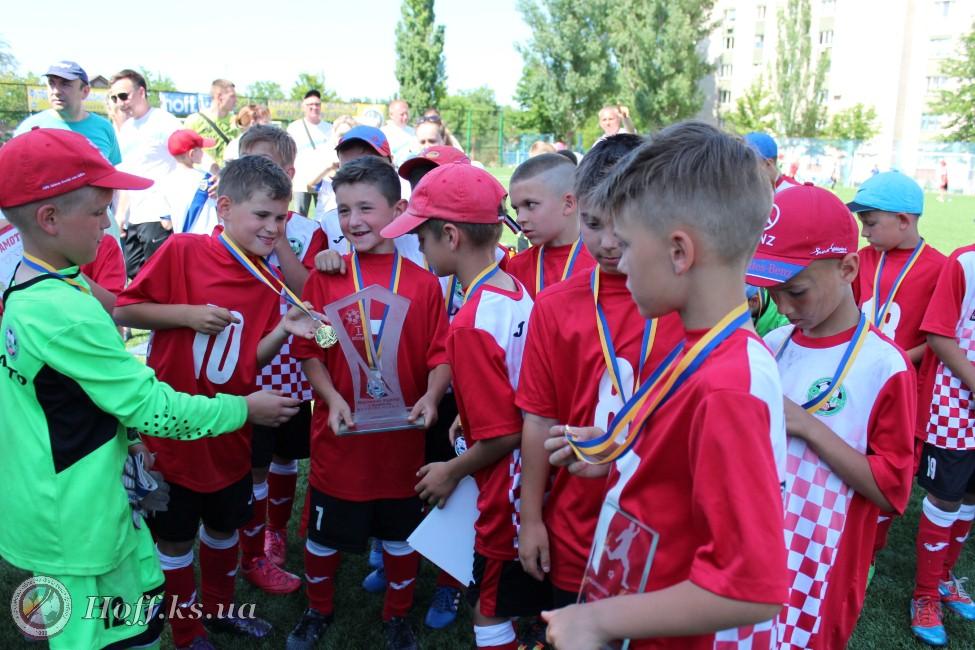Турнір з футболу серед команд юнаків 2009 років народження – U-9 «Junior cop-Miroshnik»