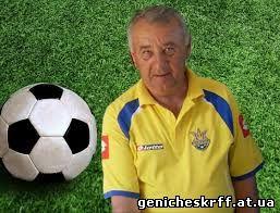 Турнир по футболу среди юношеских команд памяти Л. А. Ропана в Геническе