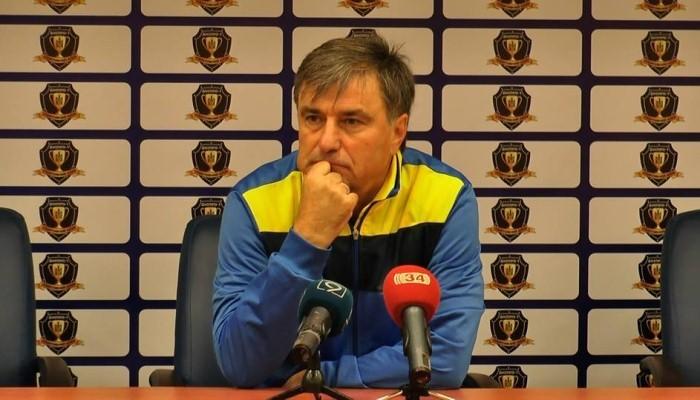 Федорчук — лучший тренер 31-й недели Второй лиги