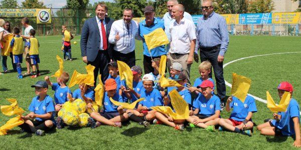 До Херсону завітав голова бюджетного комітету Верховної Ради України, голова ФФУ Андрій Павелко.