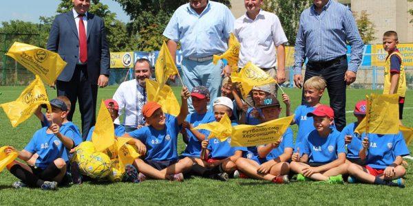 Кубок серед команд школярів 2007-2009 років народження на призи ХОФФ.