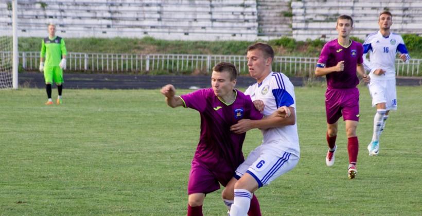 Никополь обыграл Мир в первом матче сезона во Второй лиге