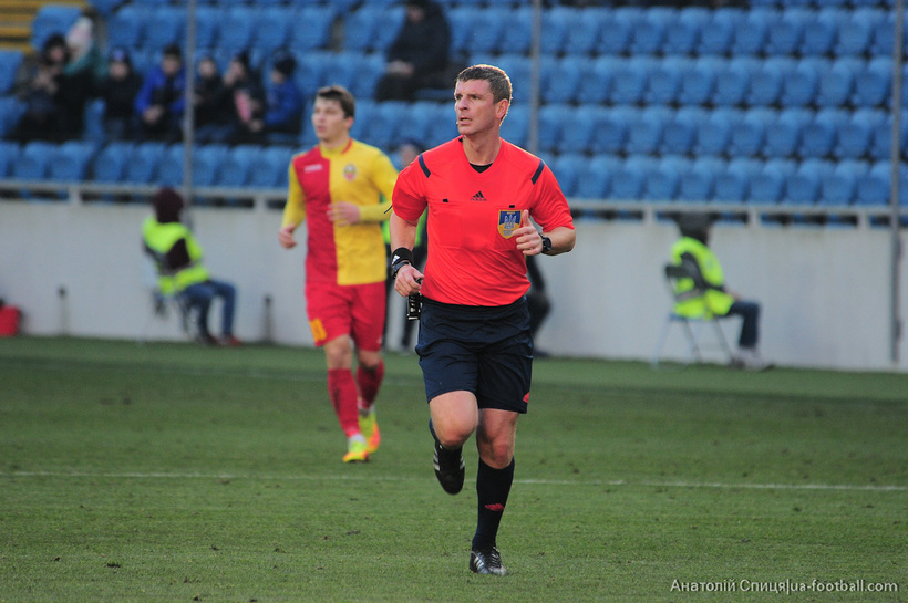 Херсонські арбітри отримали призначення на матчі 2-го туру  Української Прем'єр-ліги