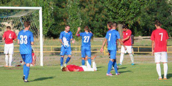 Сімферопольська «Таврія» розправилась з МФК «Миколаїв-2»