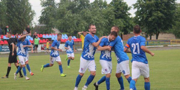 «Таврія» з мінімальним рахунком долає «Чайку» у першому матчі Кубку України