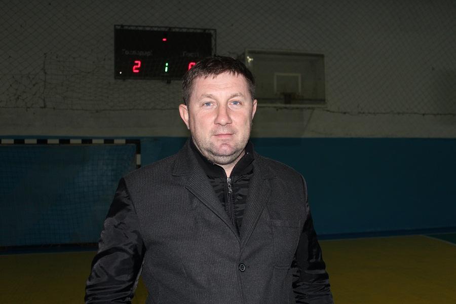 Олексій Левченко успішно здав тести спостерігача Всеукраїнських змагань з футзалу